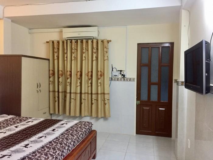 Cho thuê phòng 45m2, DÀN BẾP NẤU ĂN, FULL nội thất thoáng mát, quận Phú Nhuận