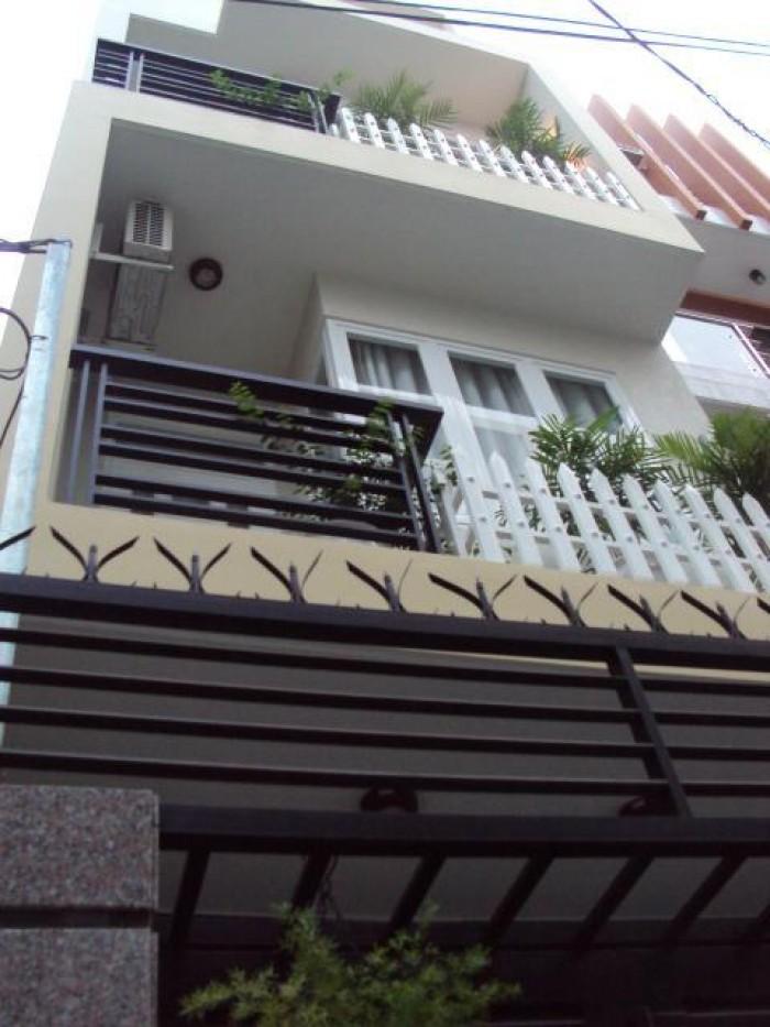 Bán Nhà Nguyễn Đình Chiểu, Quận 3, DT: 3.6x11m