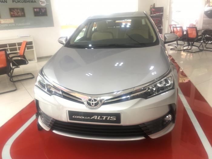 Toyota Corolla Altis sản xuất năm 2018 Số tự động Động cơ Xăng