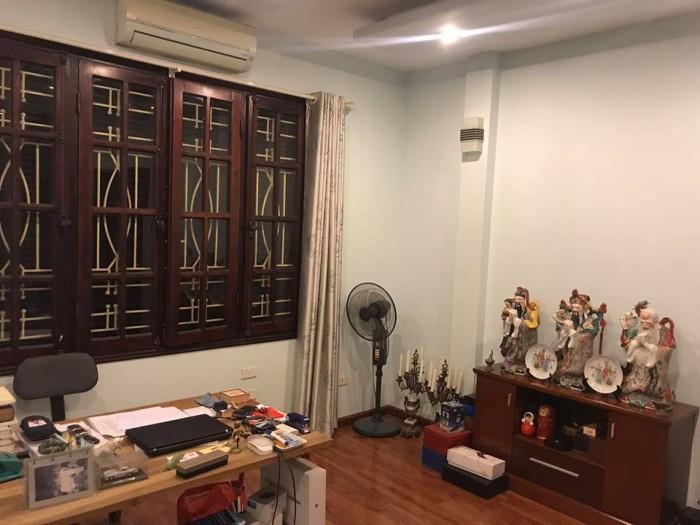 Nhà đường Bưởi, Ba Đình, 45M2x4T, Cực Đẹp, Cực Hiếm