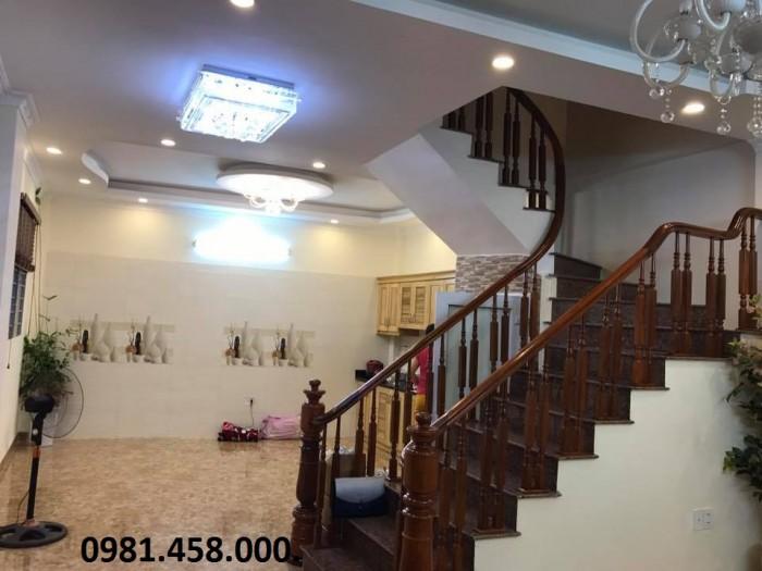 Nhà phân lô Vương Thừa Vũ, gara, mới tinh, 5 tầng.