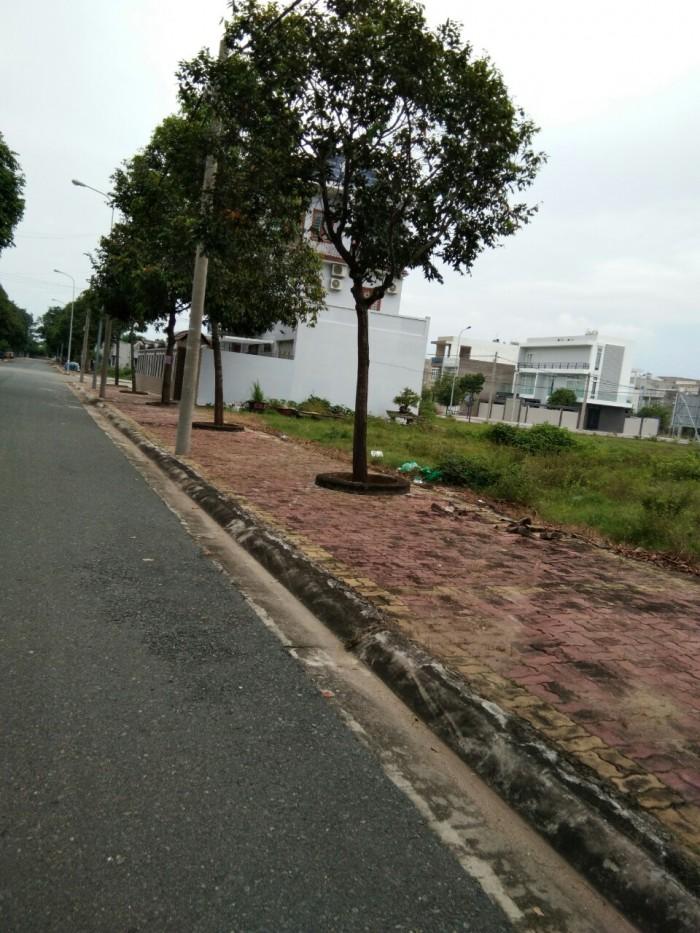 Đất mặt tiền đường Trương Phúc Phan tp Bà Rịa shr