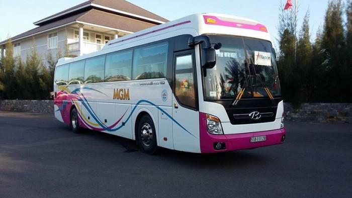 Dịch vụ chuyên cho thuê xe du lịch giá rẻ Hà My
