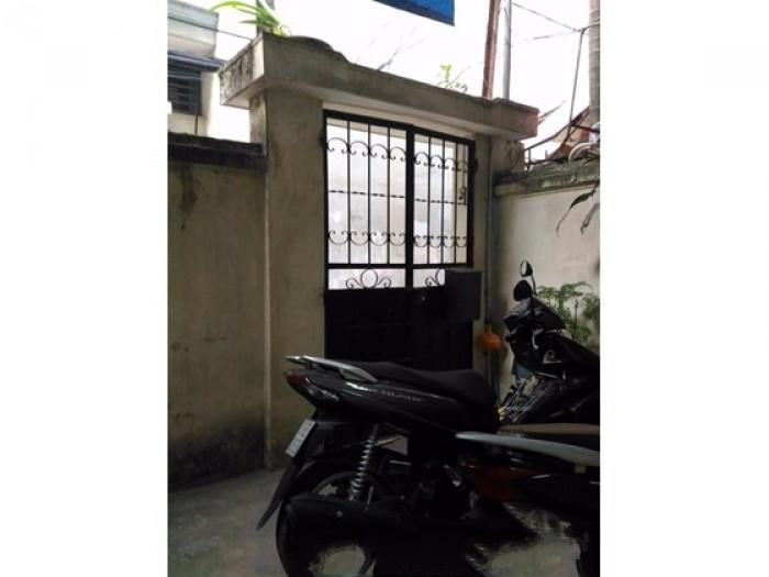 Bán nhà 2 tầng ngõ Ngô Xuân Quảng,Trâu Quỳ, DT 40m2