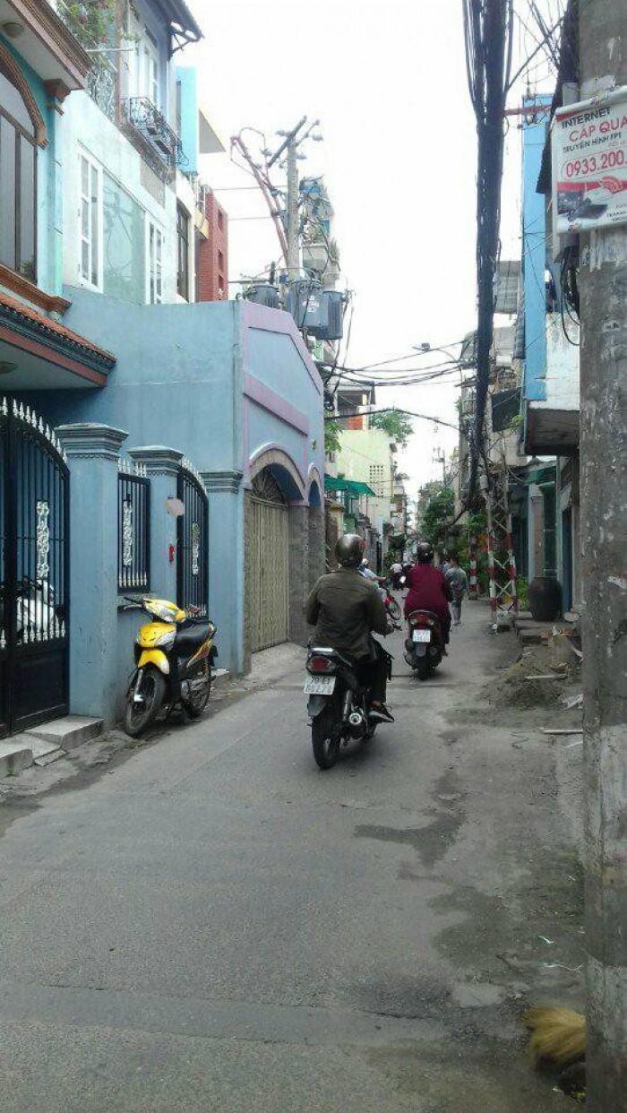 Bán nhà: Mặt tiền Đường Nguyễn Bá Tòng, P11, Q.Tân Bình