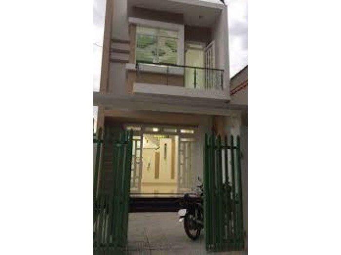 Bán nhà mới tại TL9, huyện Bình Chánh, diện tích 60m2, SHR
