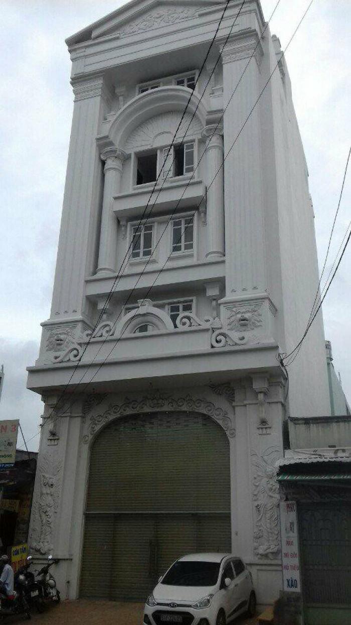 Bán nhà: Mặt tiền Đường Vườn Lài, P.Phú Thọ Hòa, Q.Tân Phú