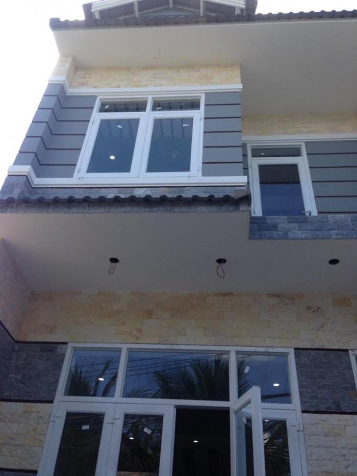 Bán nhà 1 trệt 1 lầu hẻm Cầu Dứa - Phú Nông, Vĩnh Ngọc,Nha Trang