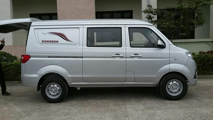 Bán ô tô Dongben X30 đời 2017, màu bạc, van 5 chỗ