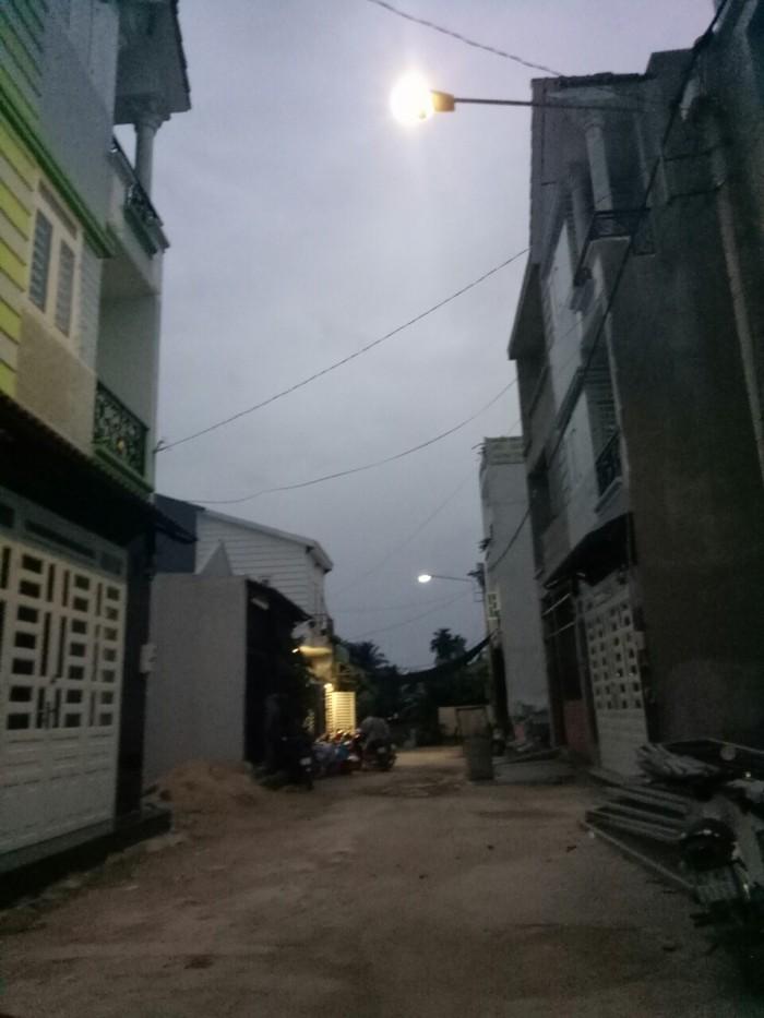 Chính Chủ Cần Bán Nhà 1 Trệt 1 Lầu Mới Xây, Hà Huy Giáp, Quận 12