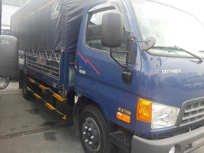 Hỗ trợ vay ngân hàng 90% khi mua xe tải Hyundai HD99 Đô Thành | Tư vấn tận tình, hỗ trợ vay trả góp nhanh gọn | Liên hệ ngay!