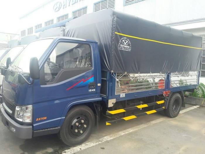 Xe tải IZ49. Xe Đô Thành IZ49 Khuyến Mãi, trả trước 50 triệu giao xe ngay 1
