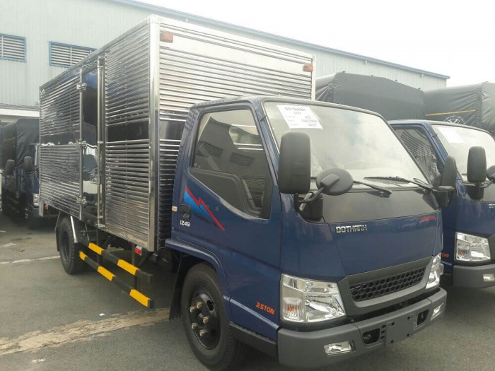 Xe tải IZ49. Xe Đô Thành IZ49 Khuyến Mãi, trả trước 50 triệu giao xe ngay 2