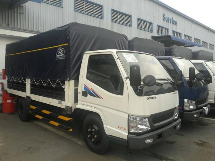 Xe tải IZ49. Xe Đô Thành IZ49 Khuyến Mãi, trả trước 50 triệu giao xe ngay 6