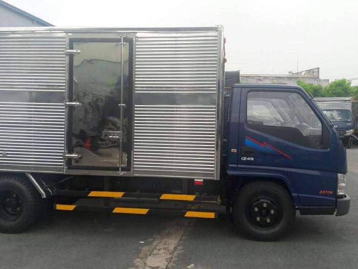 Xe tải IZ49. Xe Đô Thành IZ49 Khuyến Mãi, trả trước 50 triệu giao xe ngay 8