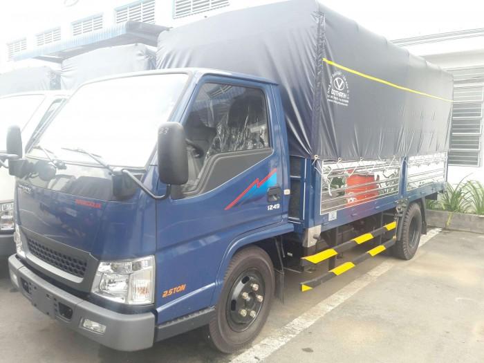 Xe tải IZ49. Xe Đô Thành IZ49 Khuyến Mãi, trả trước 50 triệu giao xe ngay 10