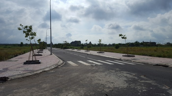 Bán đất Khu Dân Cư Cảng Long Bình ICD, mặt tiền KDL Vườn Xoài