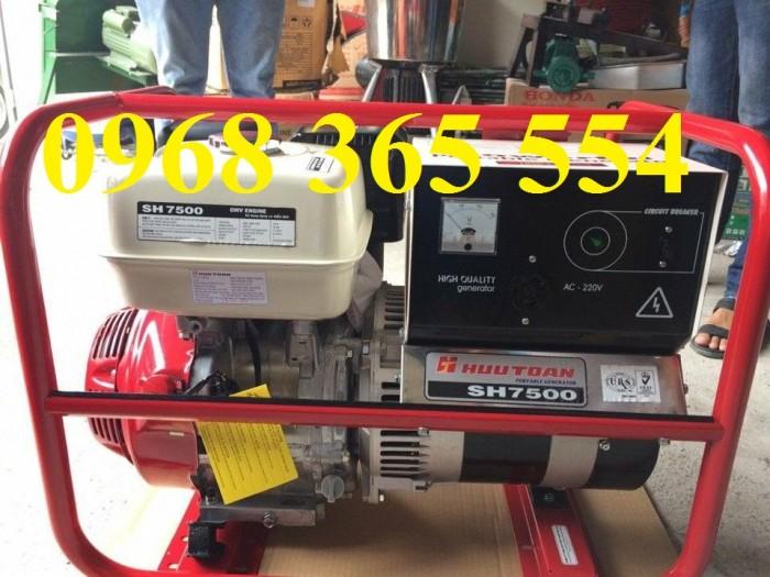 máy phát điện honda sh75002
