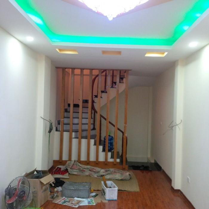 Bán nhà ngõ 34 Vĩnh Tuy Hà Nội 34m2x5 tầng cực đẹp, ô tô đỗ cổng