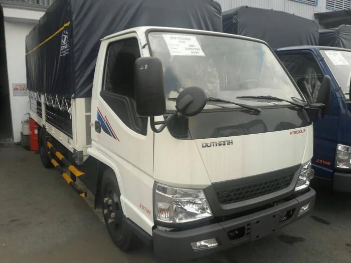 Xe tải Hyundai IZ49 Đô Thành - Xe tải Hyundai 2,4 tấn - Hỗ trợ giao xe nhanh trong 5 ngày!