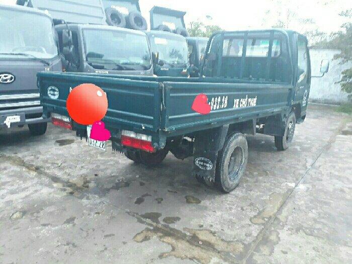 Xe tải 1.25 tấn chay 6 ngàn km