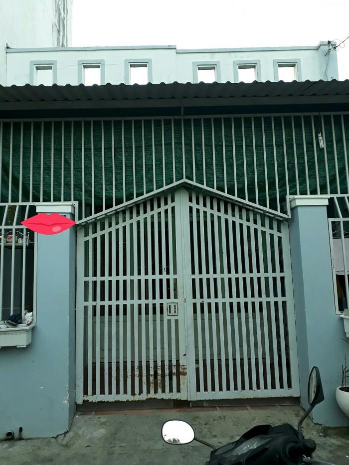 Bán Nhà Hẻm Đường Bùi Văn Ngữ, phường Hiệp Thành, Quận 12