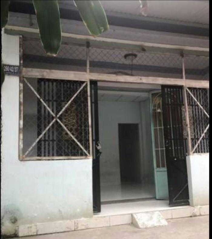 Bán Nhà Hẻm Đường HT17, phường Hiệp Thành, Quận 12