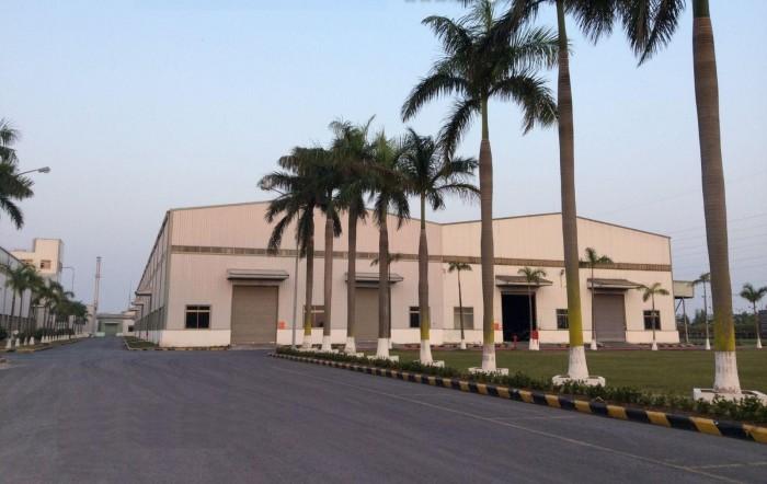 Cho thuê nhà xưởng 2810m2 tại cụm CN Cầu Kiền Thủy Nguyên Hải Phòng