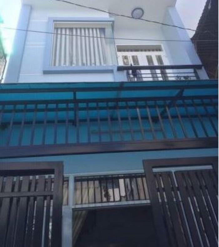 Bán Nhà hẻm 109 Đường số 2, phường 16, quận Gò Vấp, 4 x 10m, 1 Trệt + 1 Lầu