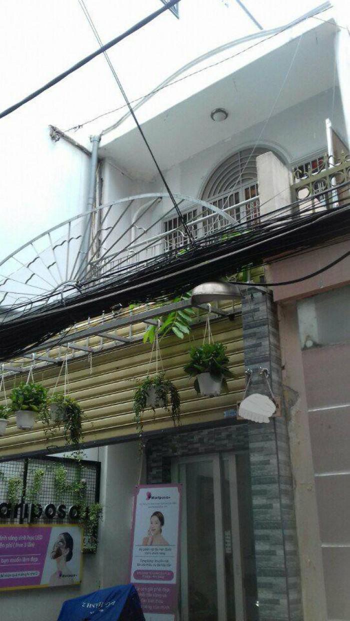 Bán nhà: Đường Lê Thị Riêng, P.Bến Thành, Q1