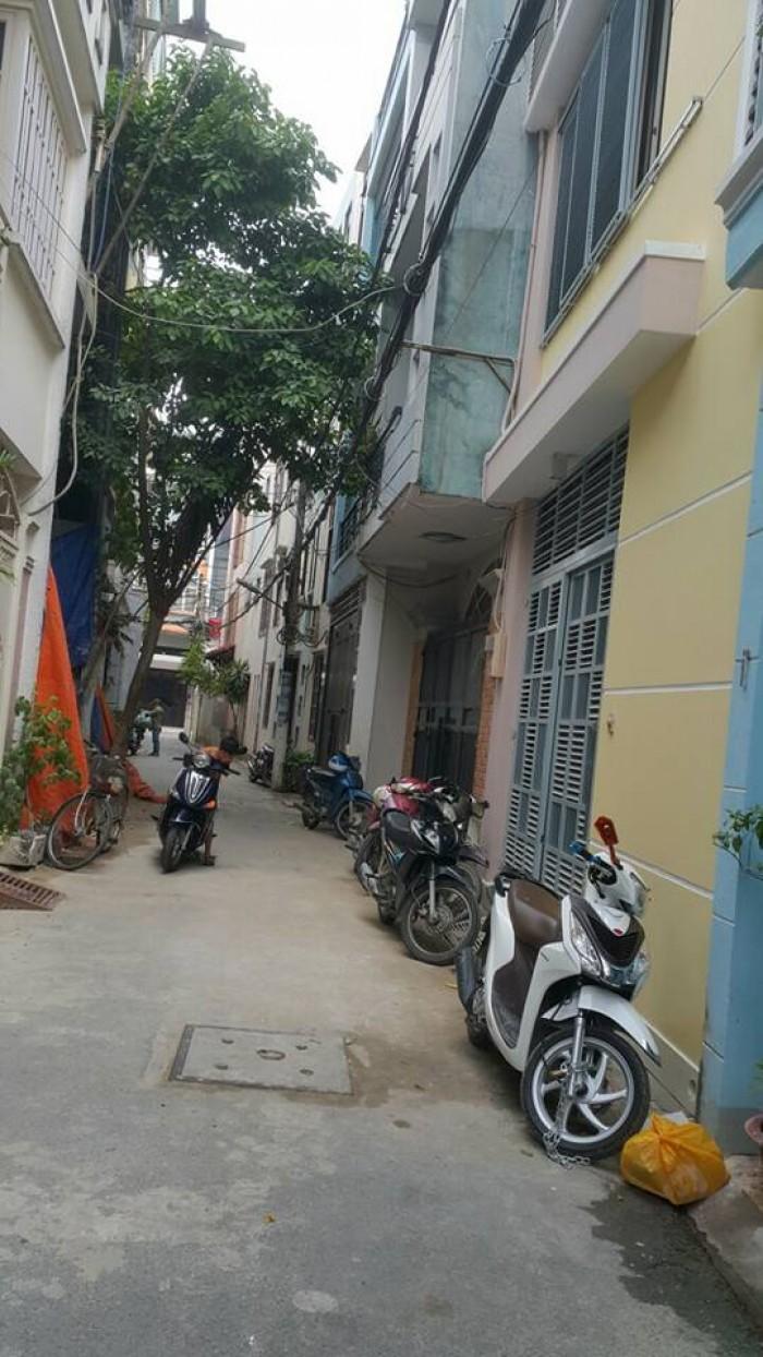 Bán nhà: Đường Nhất Chi Mai, P.13, Q.Tân Bình