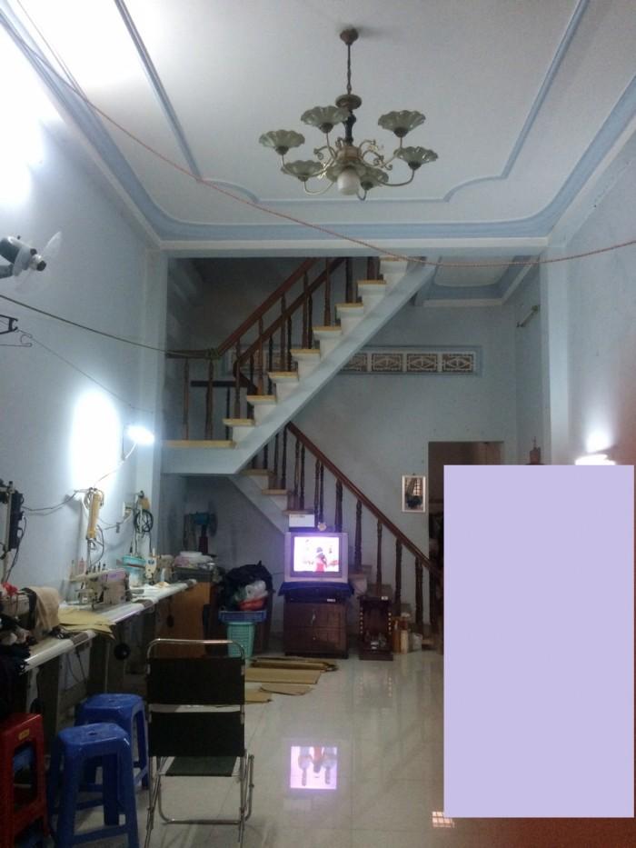 Bán Nhà hẻm 467 Lê Đức Thọ, phường 16, quận Gò Vấp, 4 x 17m, 1 Trệt + 1 Lầu, giá 3,15 tỷ