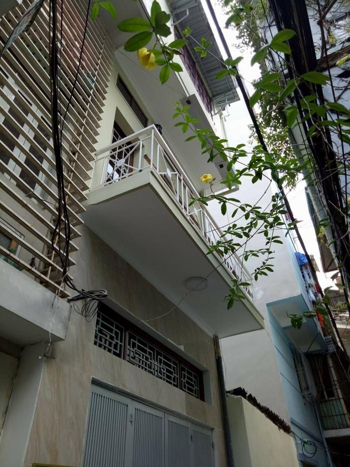 Nhà 3,5 tầng, Phương Mai, 36m2, mặt tiền 4m, KD  nhỏ