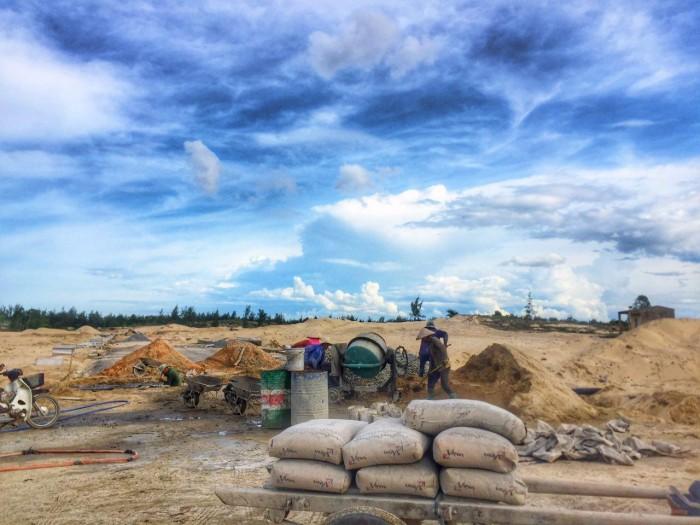 Đất nền ven biển Nam Đà Nẵng