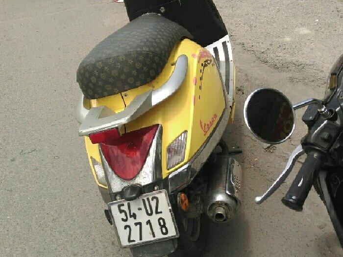 Xe tay ga vespa 125cc liên danh 1