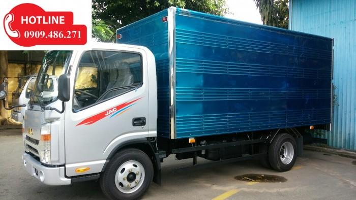 Xe tải jac 3t5 giá rẻ, bảo hành 5 năm 0