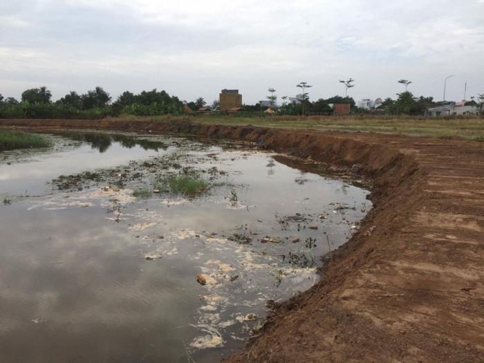 Đất mặt tiền đường Nguyễn Trãi tp Bà Rịa 120m2