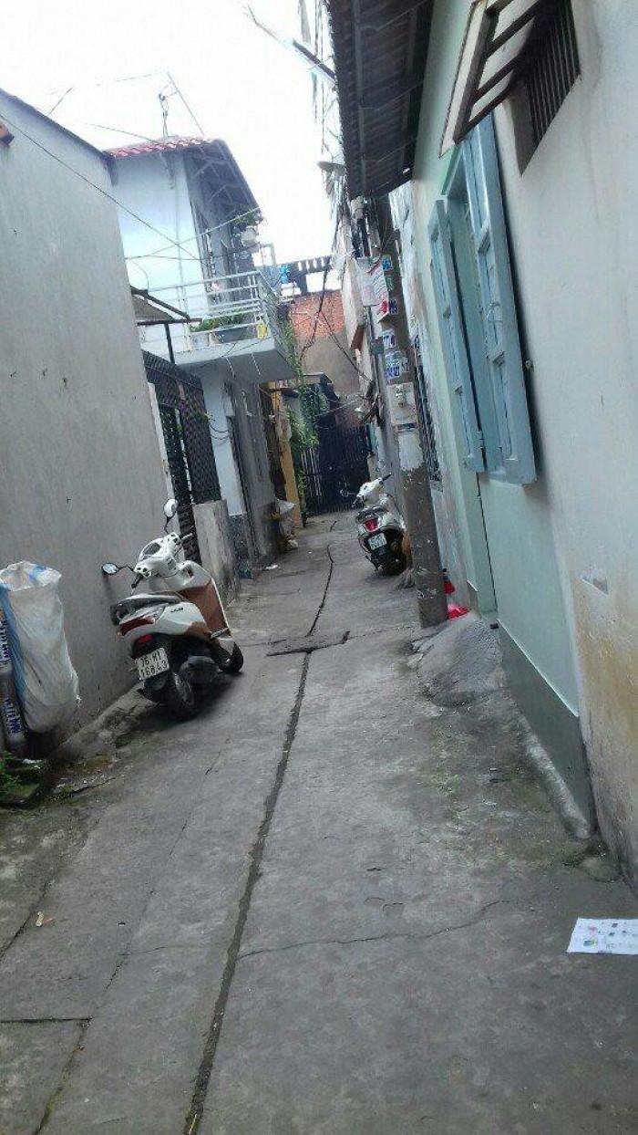 Bán nhà: Đường Phú Thọ Hòa, P.Phú Thọ Hòa, Q.Tân Phú