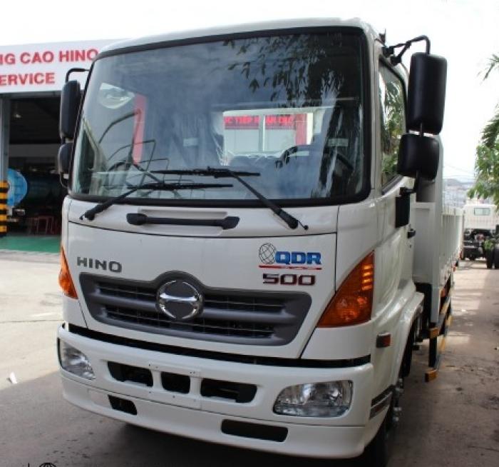 Xe tải Hino 5.8 tấn thùng kín - FC9JJSW 0