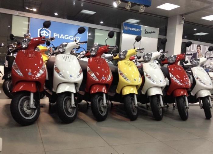 Piaggio zip 100 E3 2017 bảo hành 2 năm