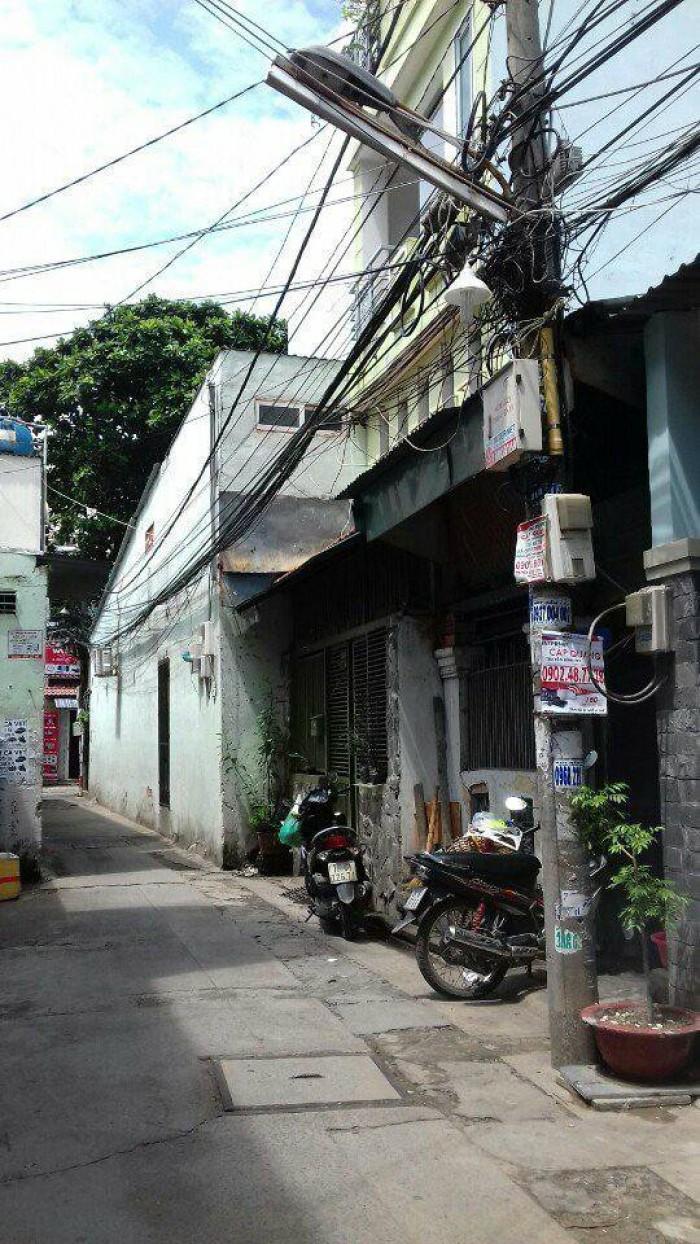 Bán nhà: Đường Độc Lập, P.Tân Quý, Q.Tân Phú