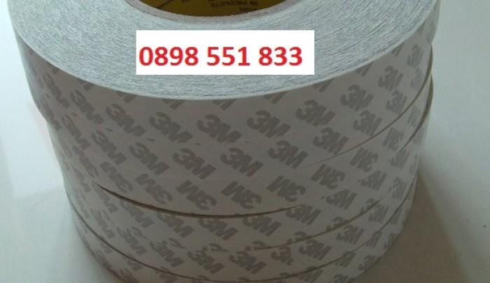 Băng keo 2 mặt 3M 9075 cuộn 12mmx50m0
