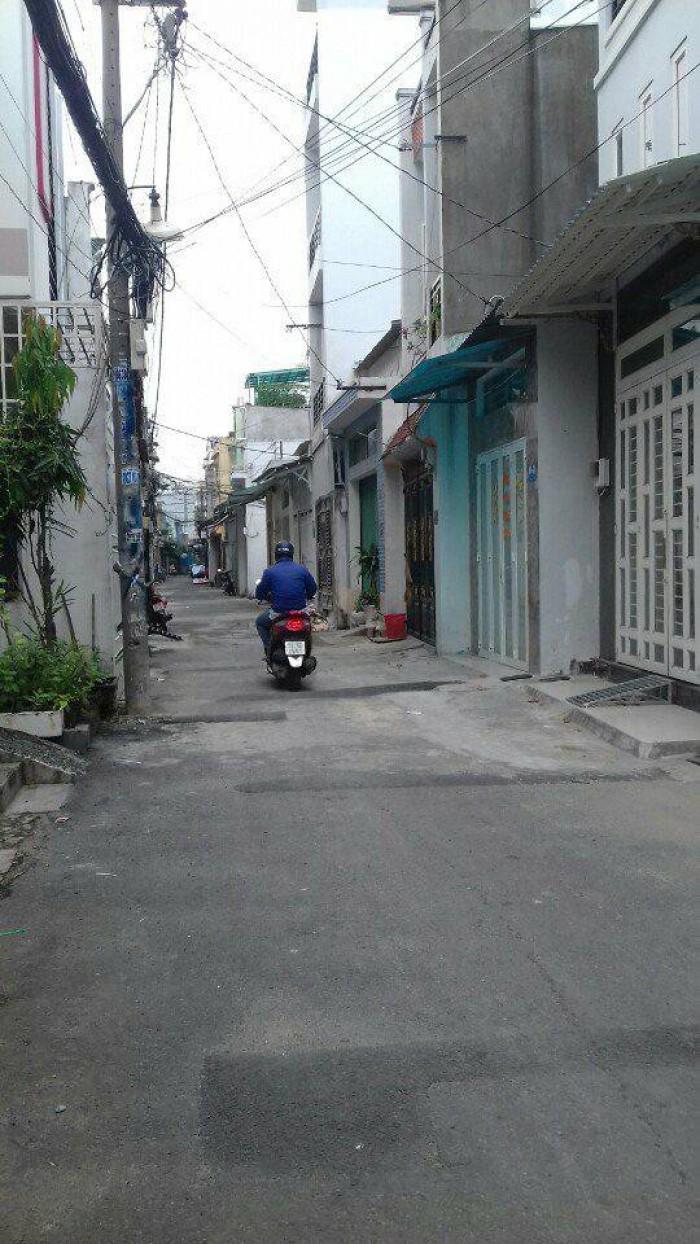 Bán nhà: Đường B3, P.Tây Thạnh, Q.Tân Phú