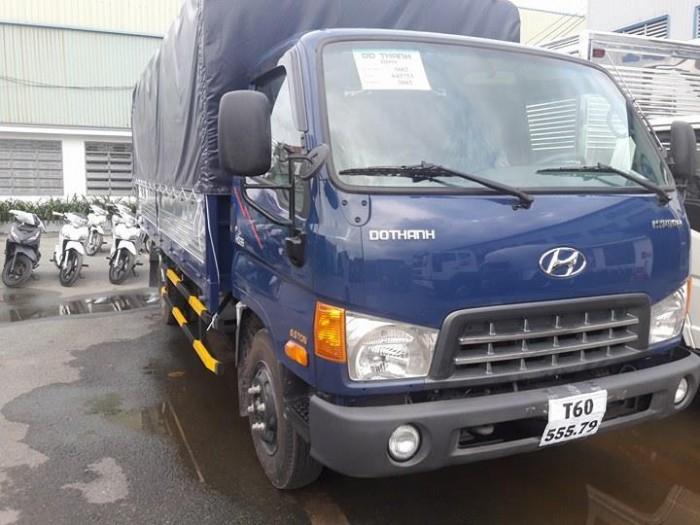 Hyundai Hd99 6,5 Tấn - Xe Hyundai Hd99 6,5 Tấn Khuyến Mãi Trước Bạ 1