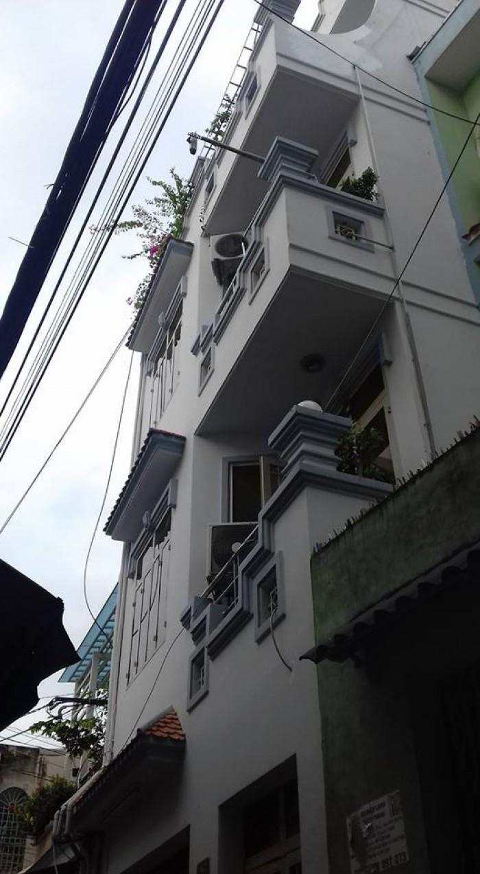 Bán nhà: Đường Thạch Lam, P.Phú Thạnh, Q.Tân Phú