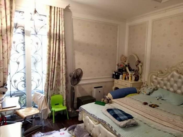 Bán nhà phân lô vip Thái Hà, oto đỗ cửa, 60m2, 4 tầng