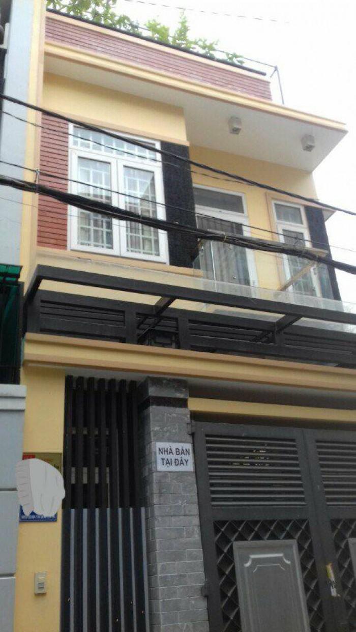 Bán nhà: Đường Nguyễn Cửu Đàm, P.Tân Sơn Nhì, Q.Tân Phú