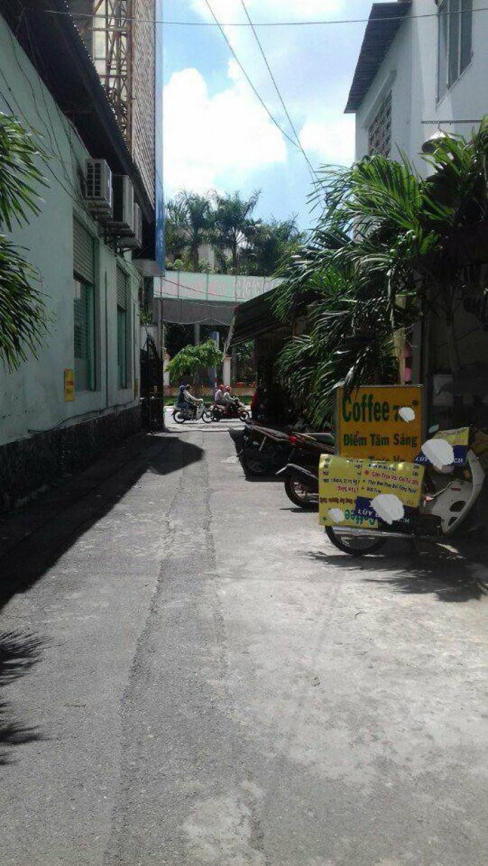 Bán nhà: Đường Lũy Bán Bích, P.Phú Thọ Hòa, Q.Tân Phú