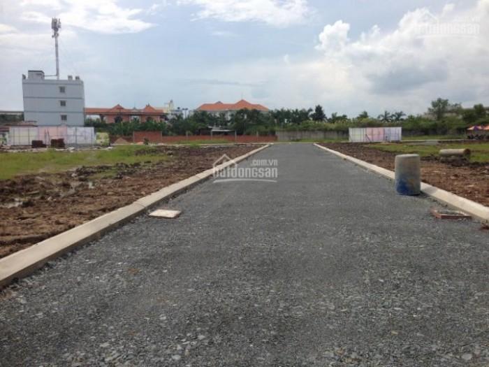 Bán đất thổ cư mặt tiền Trần Đại Nghĩa thuộc trung tâm huyện Bình Chánh TP HCM