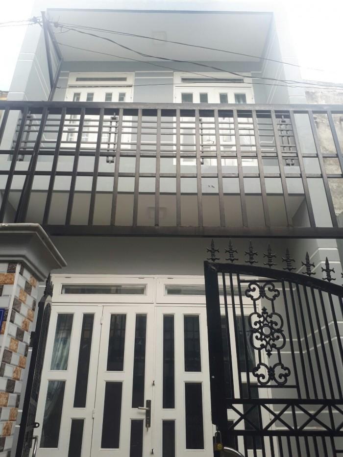Bán Nhà Hẻm Đường Thống Nhất, phường 16